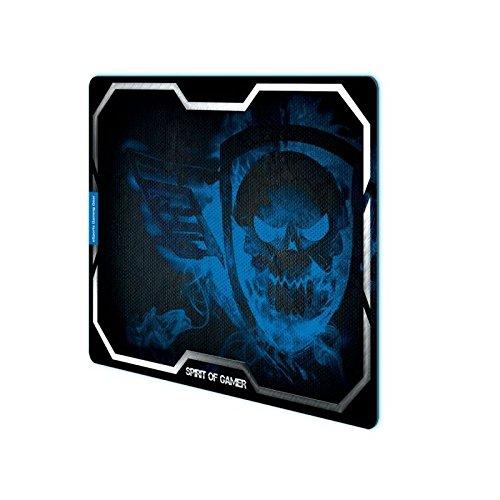 S.O.G Gaming Smokey Skull - XL/Bleu - Tapis de souris S.O.G - 0