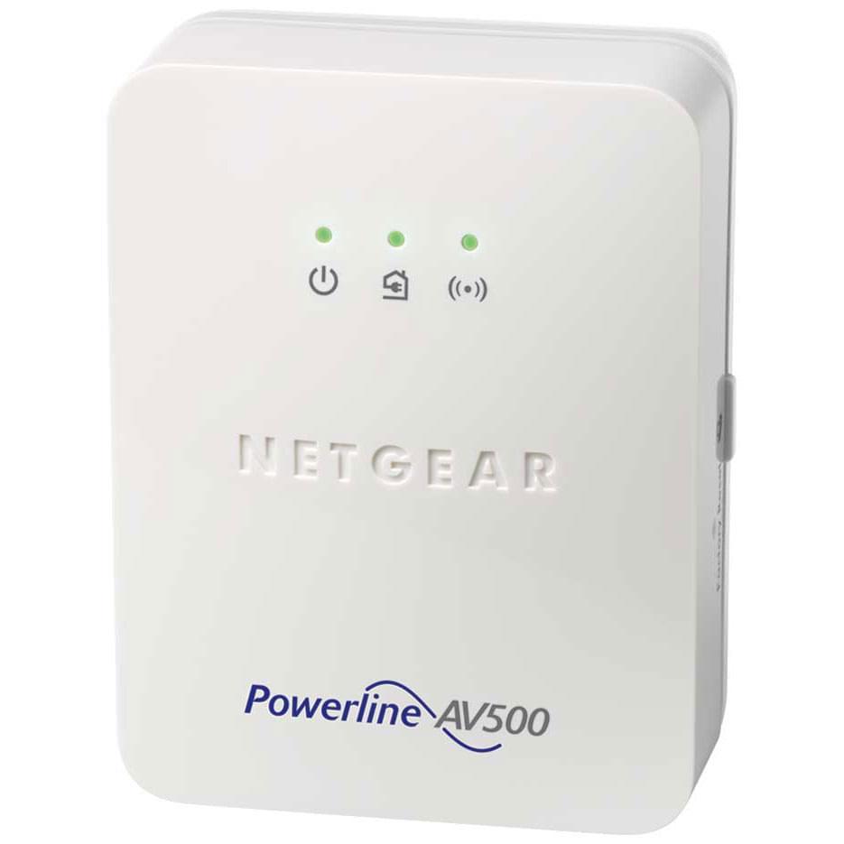 Netgear XWN5001 (CPL 500) (XWN5001-100PES) - Achat / Vente Réseau Point d'accès Wifi sur Cybertek.fr - 0