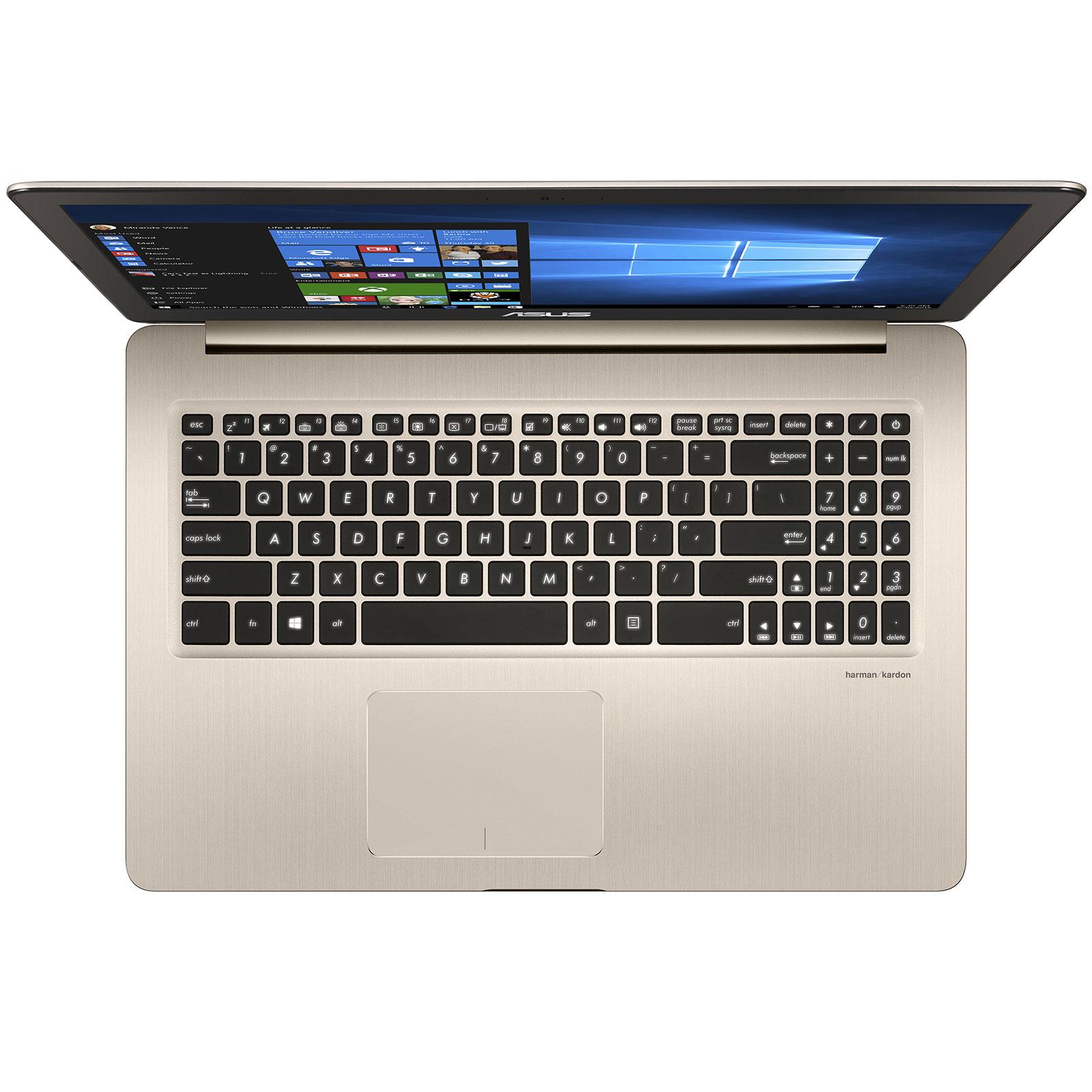 Asus NX580VD-FI523R - PC portable Asus - Cybertek.fr - 2