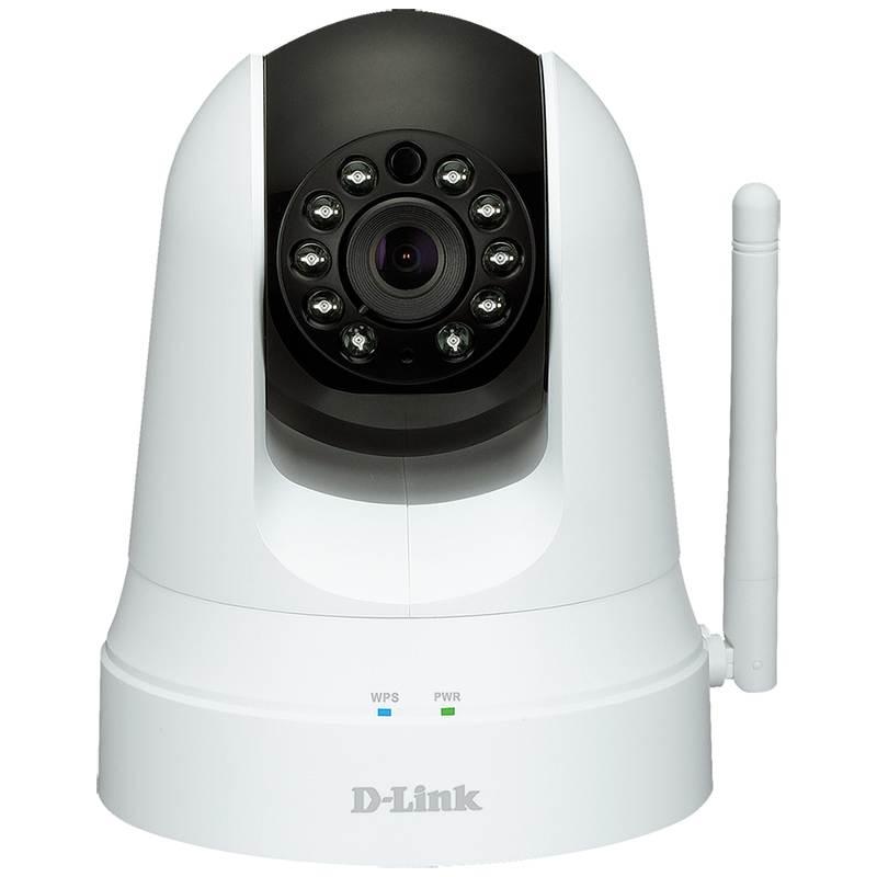 D-Link DCS-5020L Caméra motorisée IP WiFi IR mydlink - 0