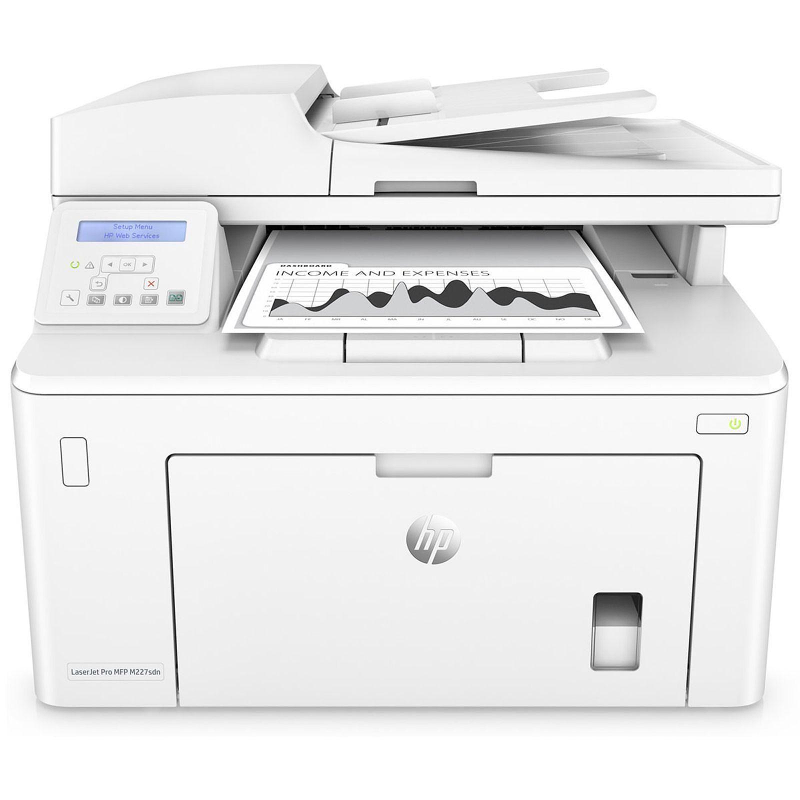 Imprimante multifonction HP LaserJet Pro MFP M227sdn - Cybertek.fr - 0