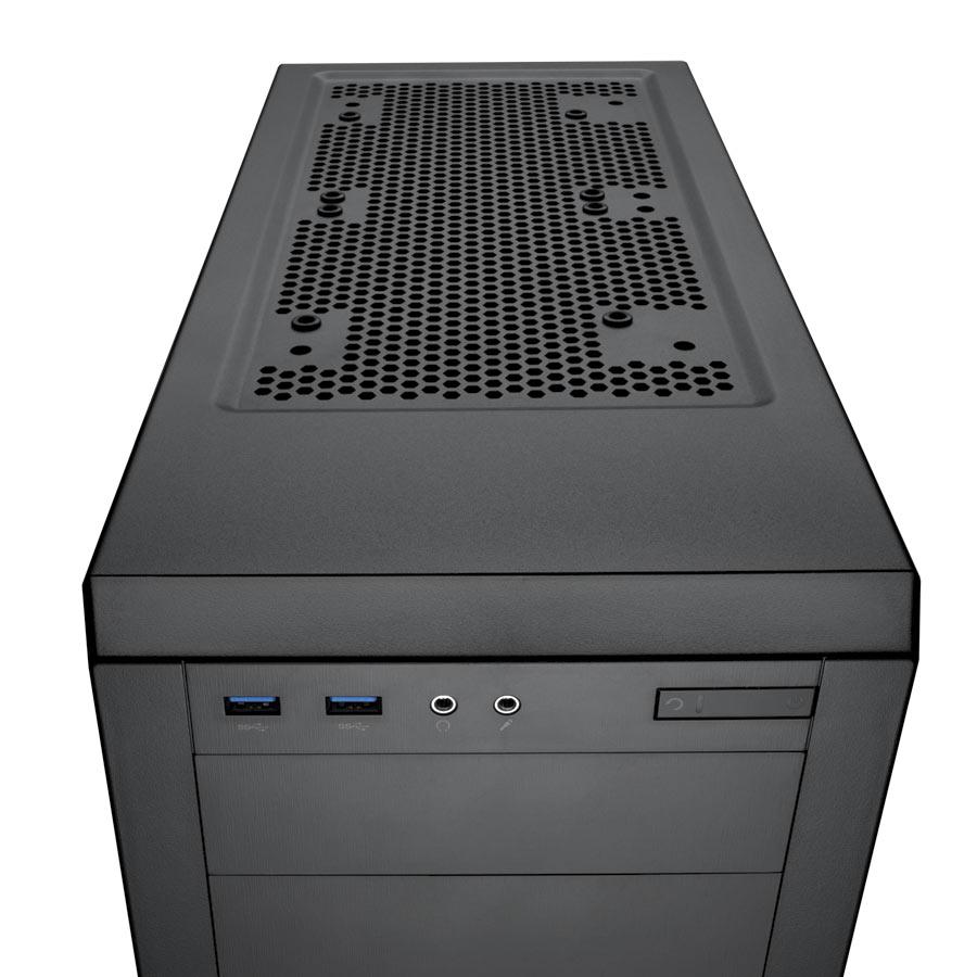 Corsair Carbide 200R (CC-9011023-WW) - Achat / Vente Boîtier PC sur Cybertek.fr - 2