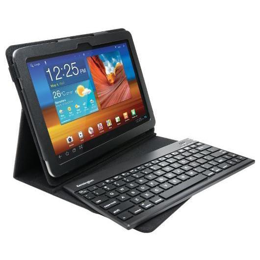 Kensington KeyFolio Pro 2 pour Samsung Galaxy Tab (K39513FR) - Achat / Vente Accessoire Tablette sur Cybertek.fr - 0