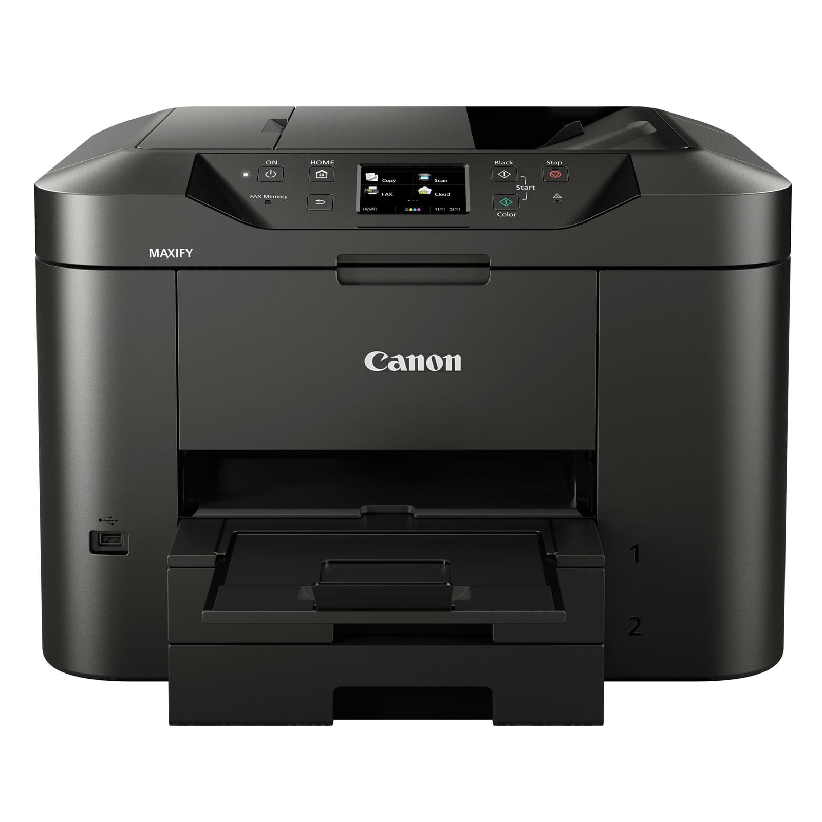 Canon MAXIFY MB2350 (9488B009) - Achat / Vente Imprimante Multifonction sur Cybertek.fr - 0