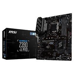 image produit MSI Z390-A PRO - Z390/1151(2017)/DDR4/ATX Cybertek