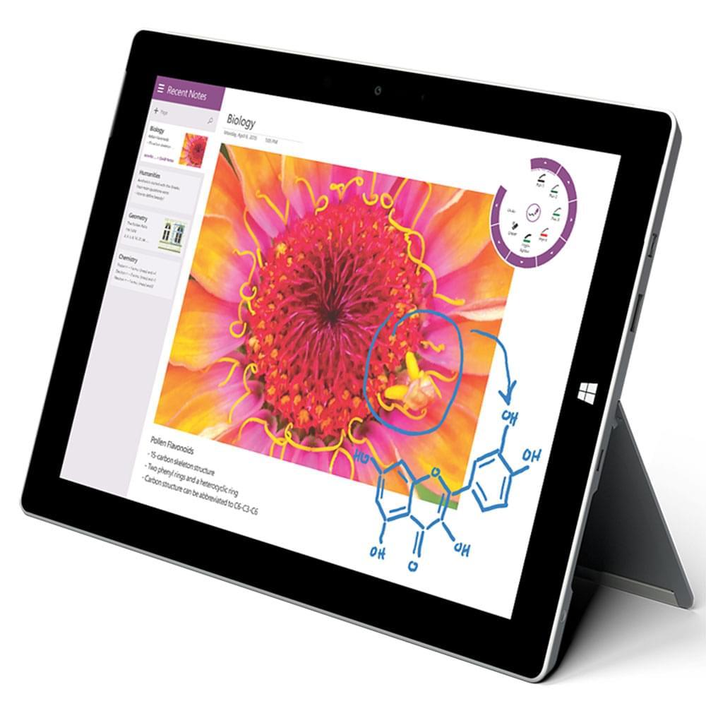 Microsoft Surface 3 (LC5-00003) - Achat / Vente Tablette Tactile sur Cybertek.fr - 0