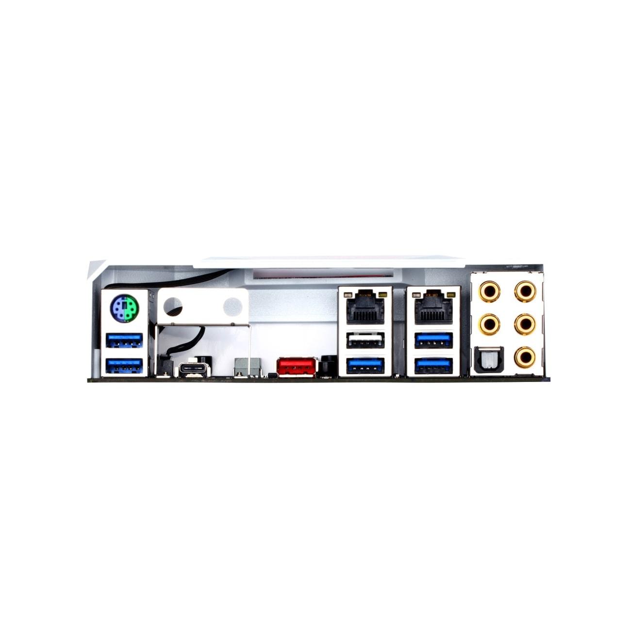 Gigabyte X99-Ultra Gaming -X99/LGA2011-3/DDR4/CF/SLI/ATX ATX DDR4 - Carte mère - 2