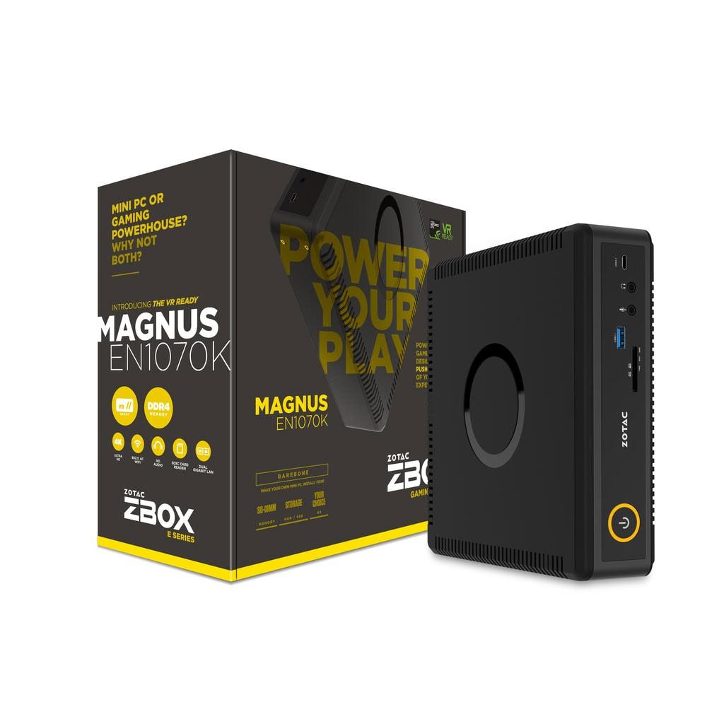 ZOTAC ZBOX MAGNUS EN1070K - Barebone et Mini-PC ZOTAC - 0