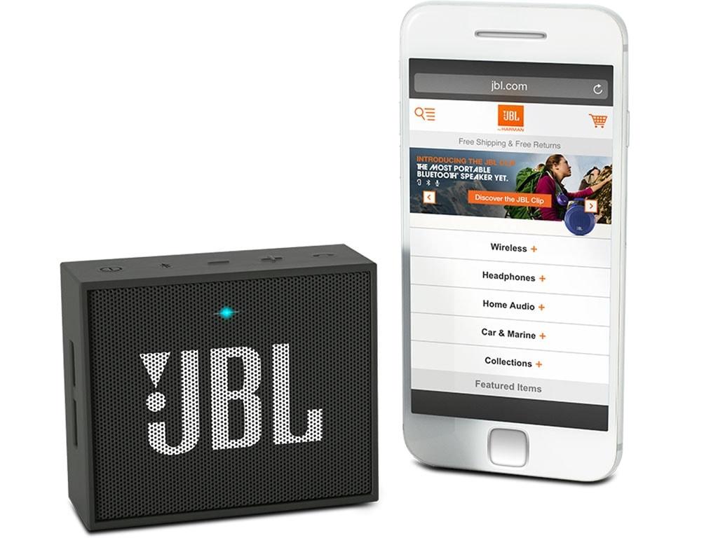 JBL Go Noir - Enceinte PC JBL - Cybertek.fr - 0