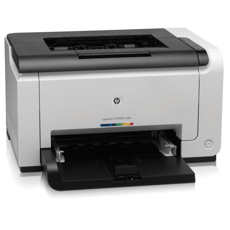 HP LaserJet Pro CP1025 (CE913A#B19) - Achat / Vente Imprimante sur Cybertek.fr - 0