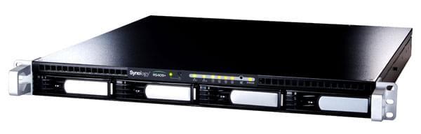 Synology NAS RJ45 (RS-409+) - Achat / Vente Boîtier externe sur Cybertek.fr - 0