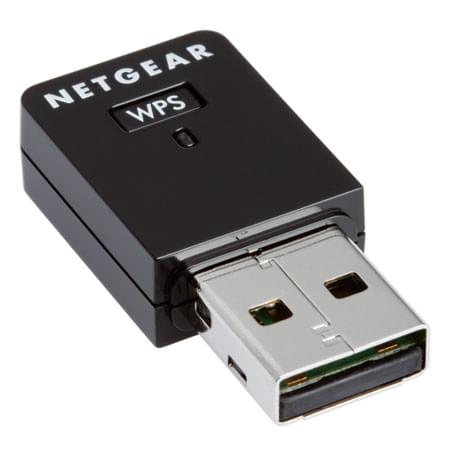 Netgear Carte réseau Clé USB WiFi N WNA3100M - 0