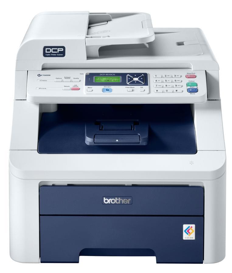 Imprimante multifonction Brother DCP-9010CN - Cybertek.fr - 0