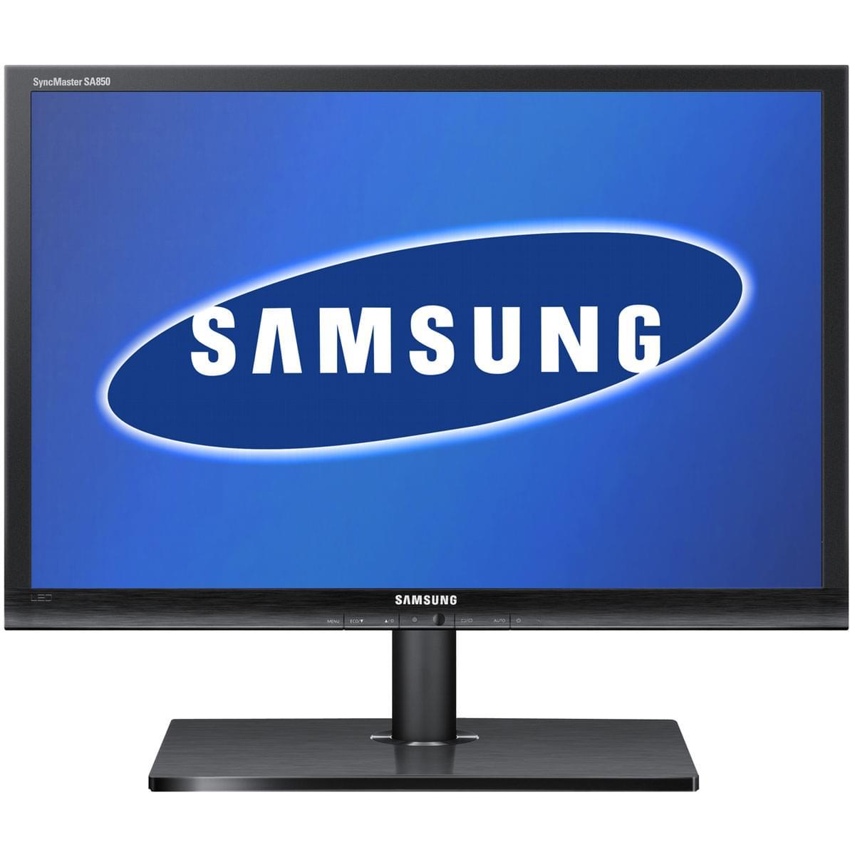 Samsung S27A850T (LS27A850TS/EN) - Achat / Vente Ecran PC sur Cybertek.fr - 0