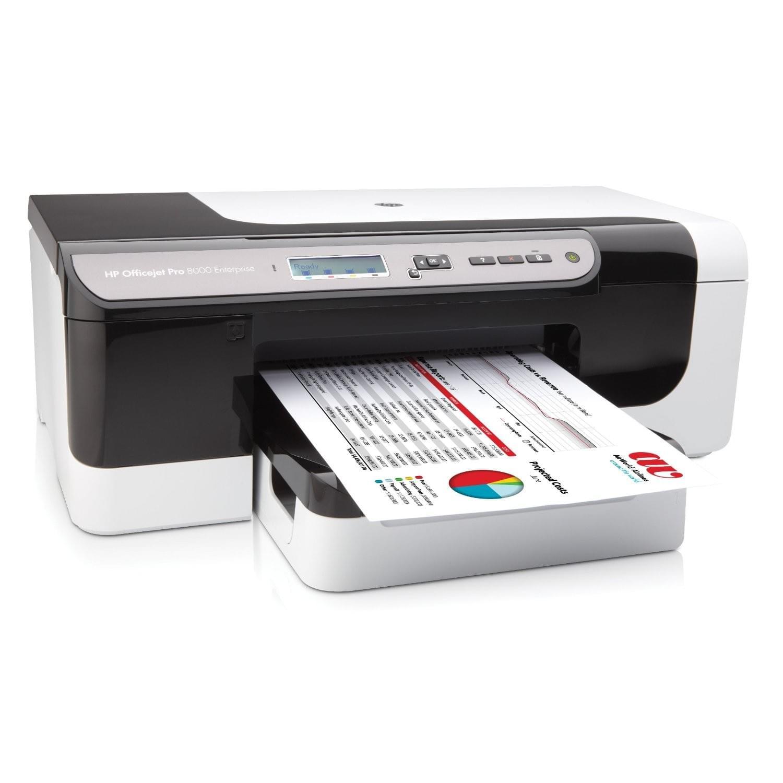 HP OfficeJet Pro 8000 Enterprise (CQ514A#BEF) - Achat / Vente Imprimante sur Cybertek.fr - 0