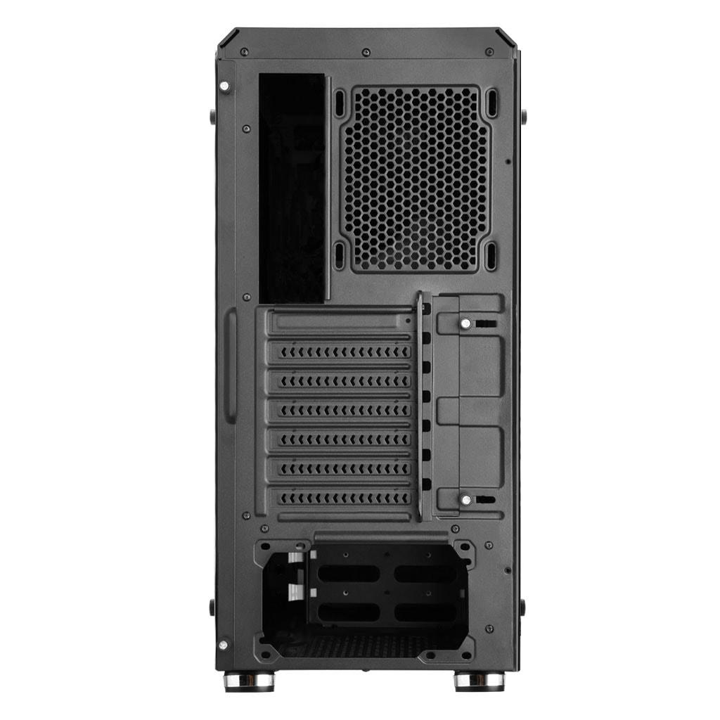 S.O.G mT/Sans Alim./ATX Noir - Boîtier PC S.O.G - Cybertek.fr - 1