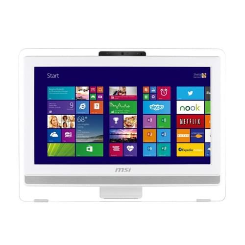 MSI AE200 5M-219XEU (9S6-AA8112-220) - Achat / Vente All-In-One PC sur Cybertek.fr - 0