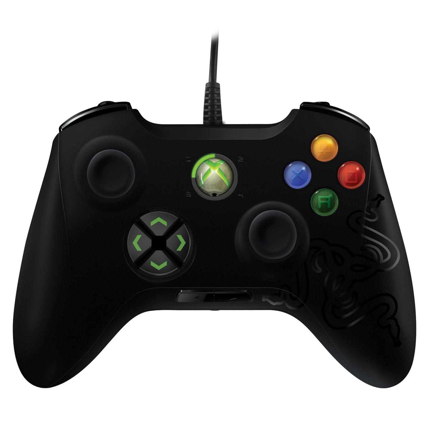 Razer Onza  XBox 360 & PC Controller - Périphérique de jeu - 0