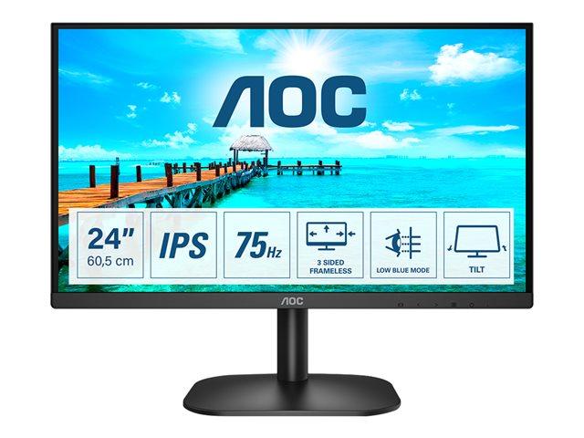 """AOC 24""""  24B2XD - Ecran PC AOC - Cybertek.fr - 3"""