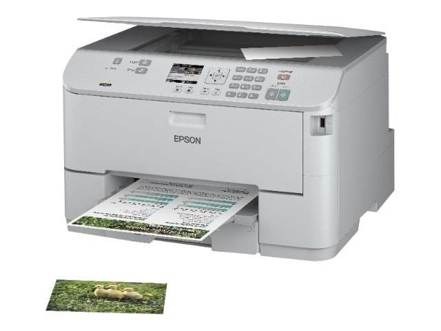 Imprimante multifonction Epson WorkForce PRO WP-4515DN - 0