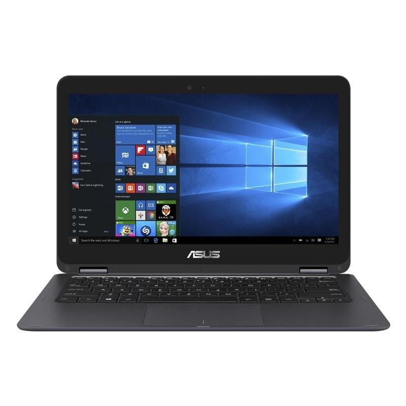 Asus ZenBook Flip UX360CA-DQ005T (90NB0BA2-M00280) - Achat / Vente PC portable sur Cybertek.fr - 2