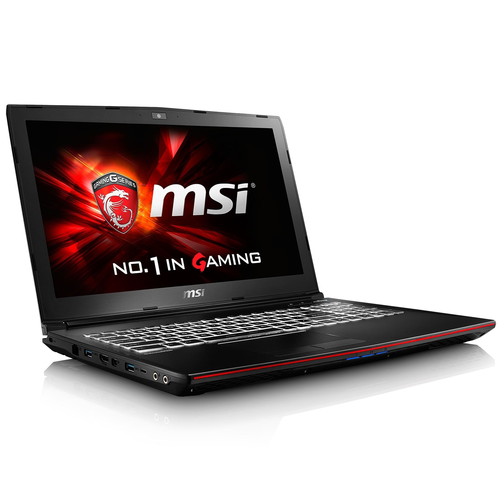 MSI GP62 6QF-609FR - PC portable MSI - Cybertek.fr - 0