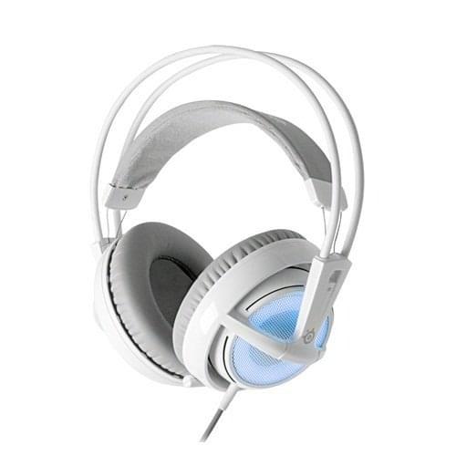 Steelseries Siberia V2 Frost Blue - Achat / Vente Micro-casque sur Cybertek.fr - 0