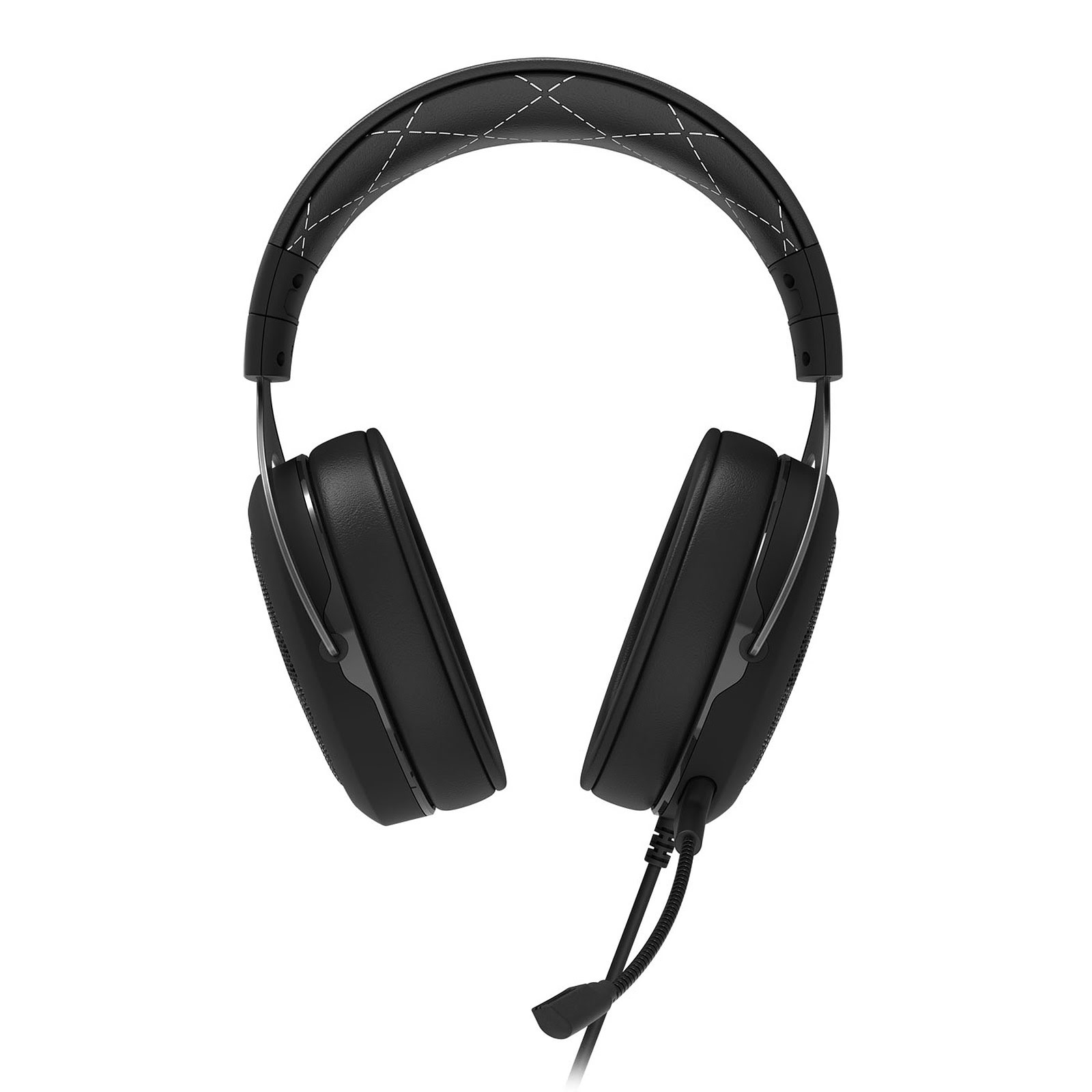 Corsair HS60 Surround White 7.1 Surround Noir - Micro-casque - 2