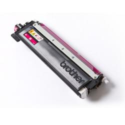 Toner TN-230M 1400p Magenta pour imprimante Laser Brother - 0