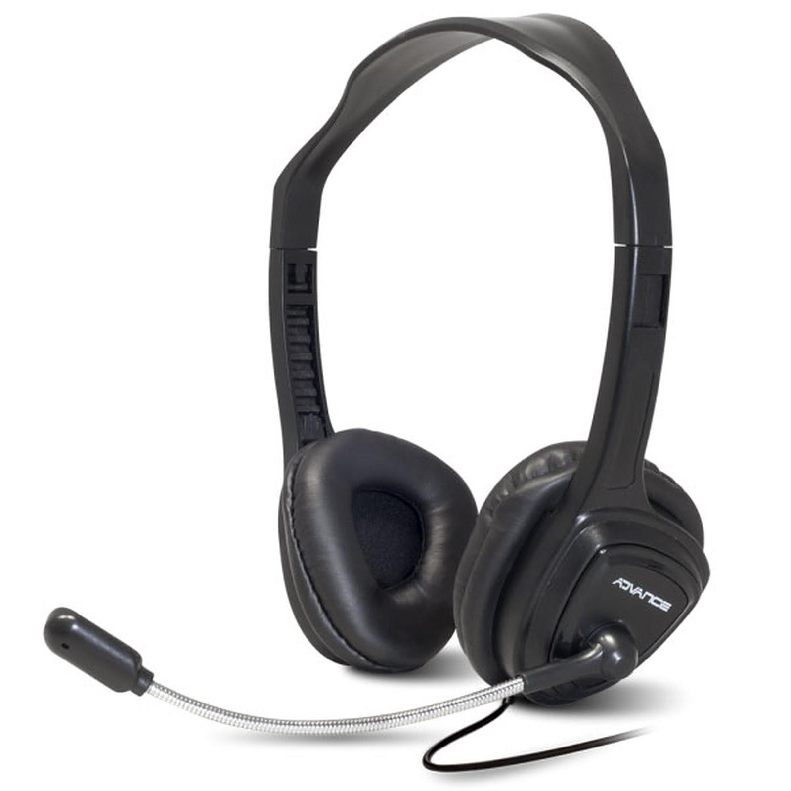Advance Casque Multimédia Headphonics Smart Stereo - Micro-casque - 0