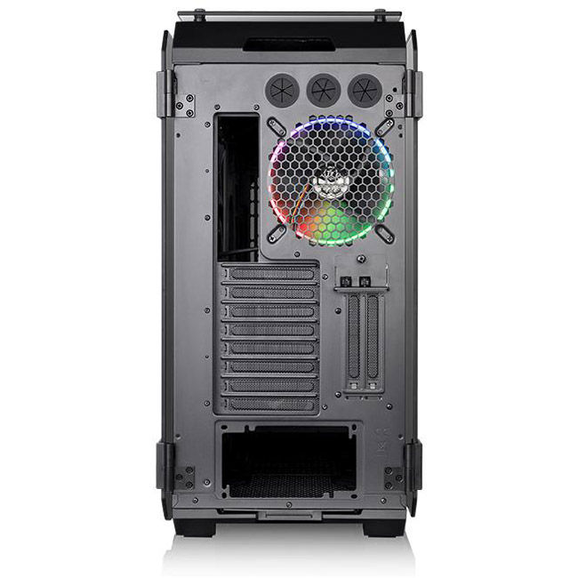 Thermaltake View 71 Tempered Glass RGB Noir - Boîtier PC - 1