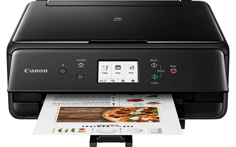 Imprimante multifonction Canon PIXMA TS6250 Black - Cybertek.fr - 2