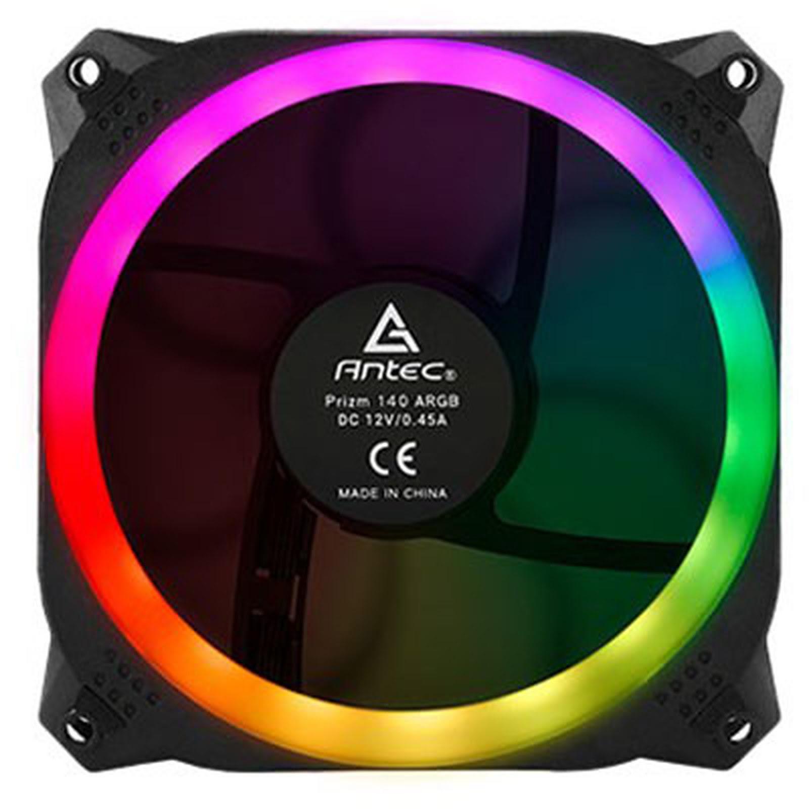 Antec Prizm 120 ARGB 3+2+C - Ventilateur boîtier Antec - 2