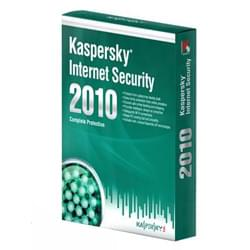 Kaspersky Internet Security 2010 (KIK00013) - Achat / Vente Logiciel sécurité sur Cybertek.fr - 0