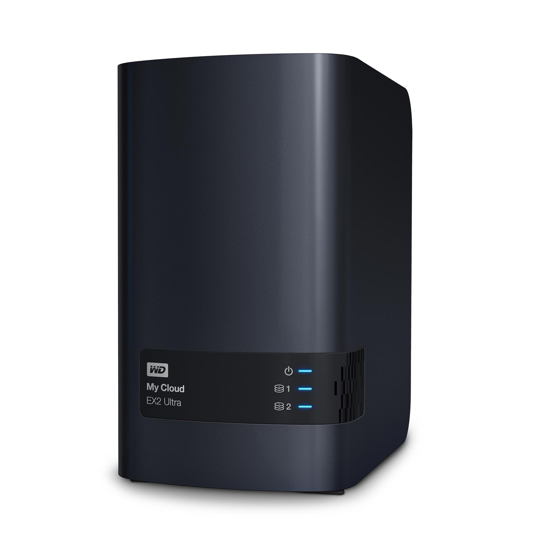 WD My Cloud EX2 sans Disques - 2 HDD - Serveur NAS WD - 0