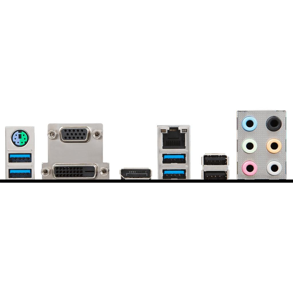 MSI Z370-A PRO ATX DDR4 - Carte mère MSI - Cybertek.fr - 4