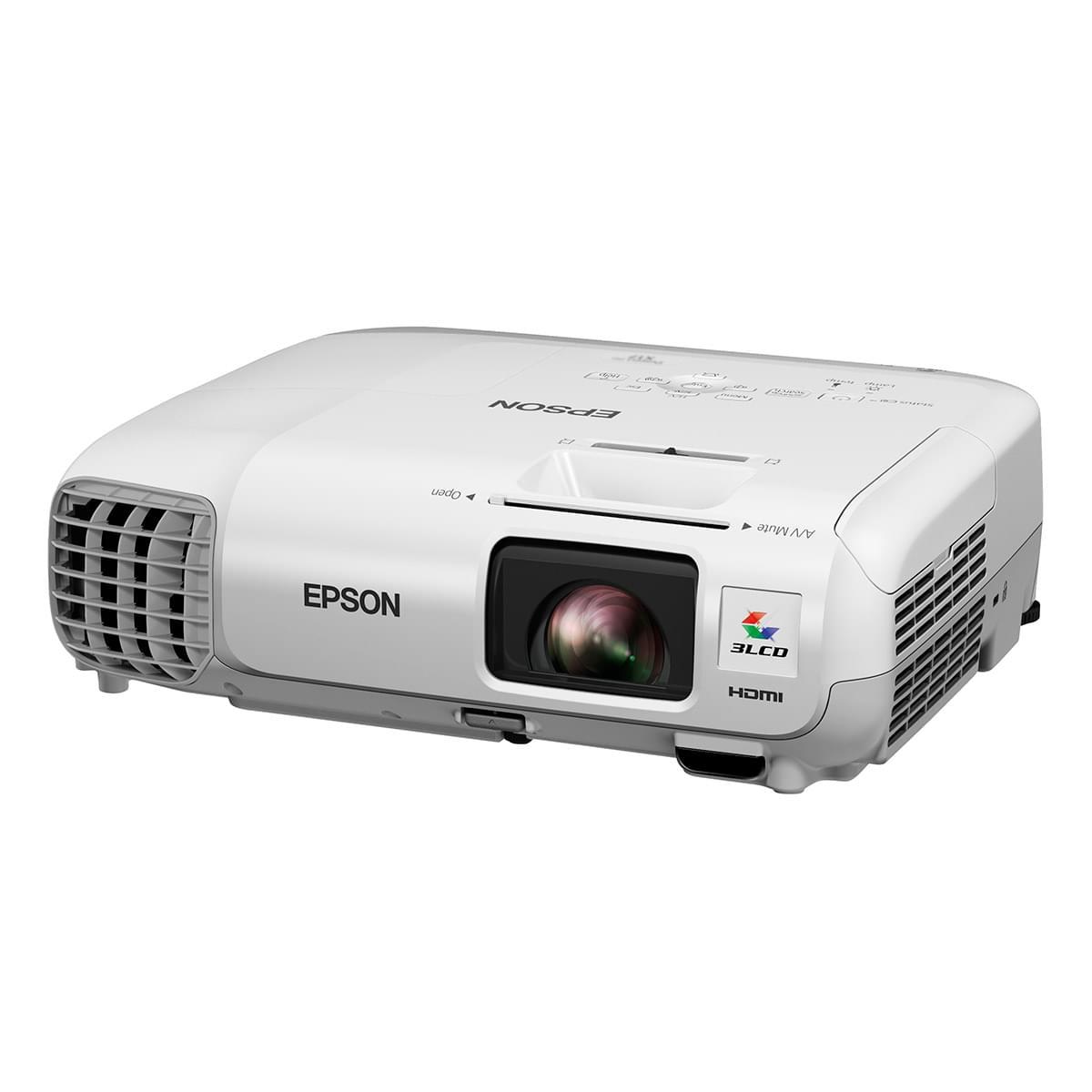 Epson EB-W22 (V11H574040) - Achat / Vente Vidéoprojecteur sur Cybertek.fr - 0