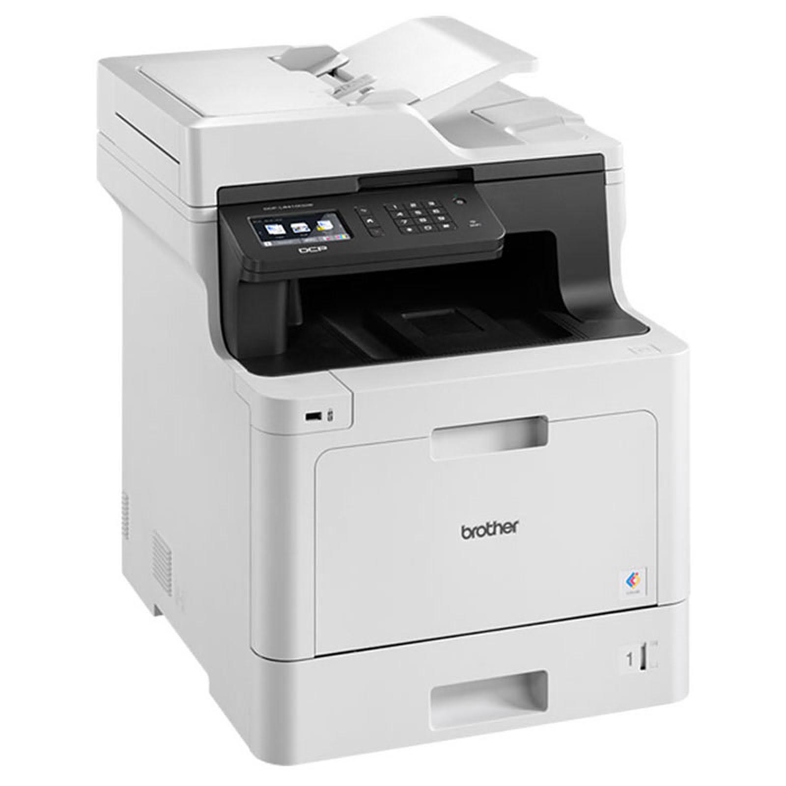 Imprimante multifonction Brother DCP-L8410CDW - Cybertek.fr - 2
