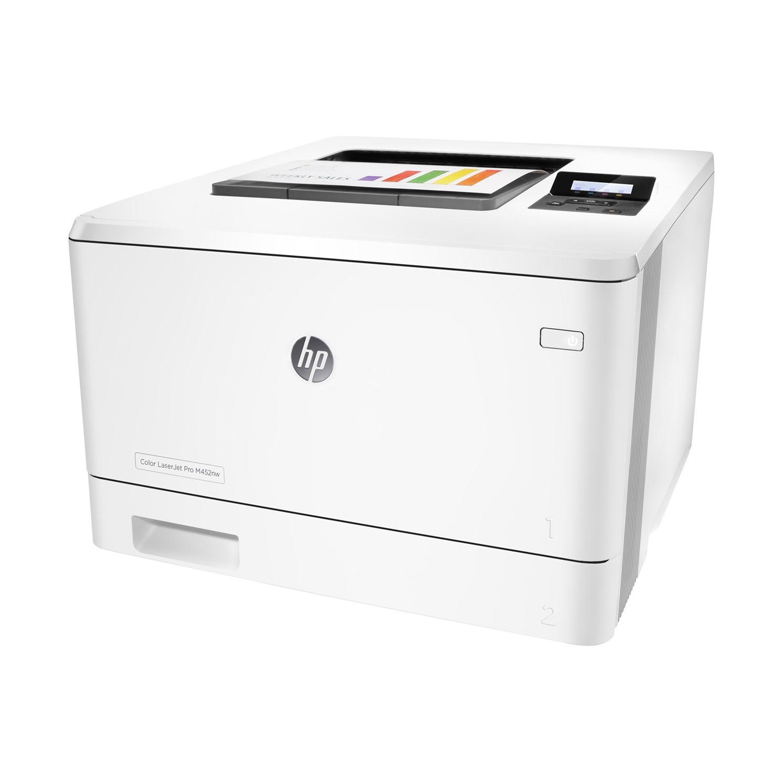 Imprimante HP LaserJet Pro M452nw - Cybertek.fr - 2