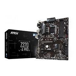 image produit MSI Z370-A PRO - Z370/LGA1151(2017)/DDR4/ATX Cybertek