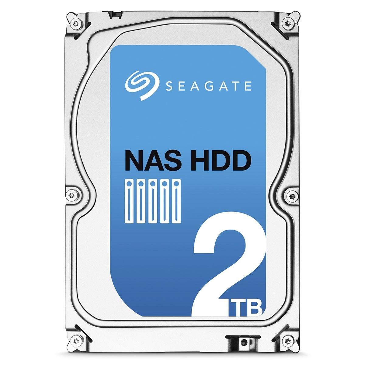 "Seagate 2To SATA III 64Mo NAS HDD ST2000VN000 - Disque dur interne 3.5"" - 0"