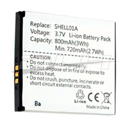 Batterie Li-Ion 3,7v 800mAh - DORO1934 - Cybertek.fr - 0