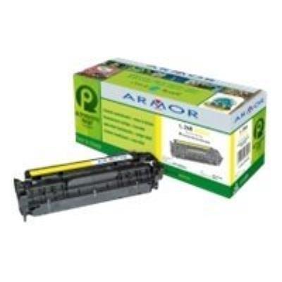 HP Toner Laserjet 304A Jaune (CC532A) - Achat / Vente Consommable Imprimante sur Cybertek.fr - 0