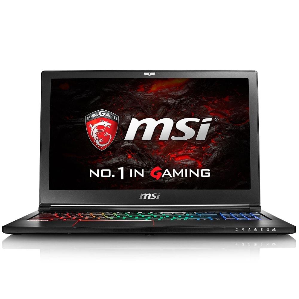 MSI GS63VR 6RF (Stealth Pro)-083XFR (9S7-16K212-083) - Achat / Vente PC portable sur Cybertek.fr - 0