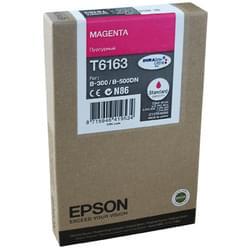 Cartouche T6163 Magenta 3000p - C13T616300 pour imprimante Jet d'encre Epson - 0