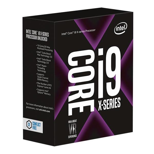Intel Core i9 7900X - 3.3GHz - Processeur Intel - Cybertek.fr - 0
