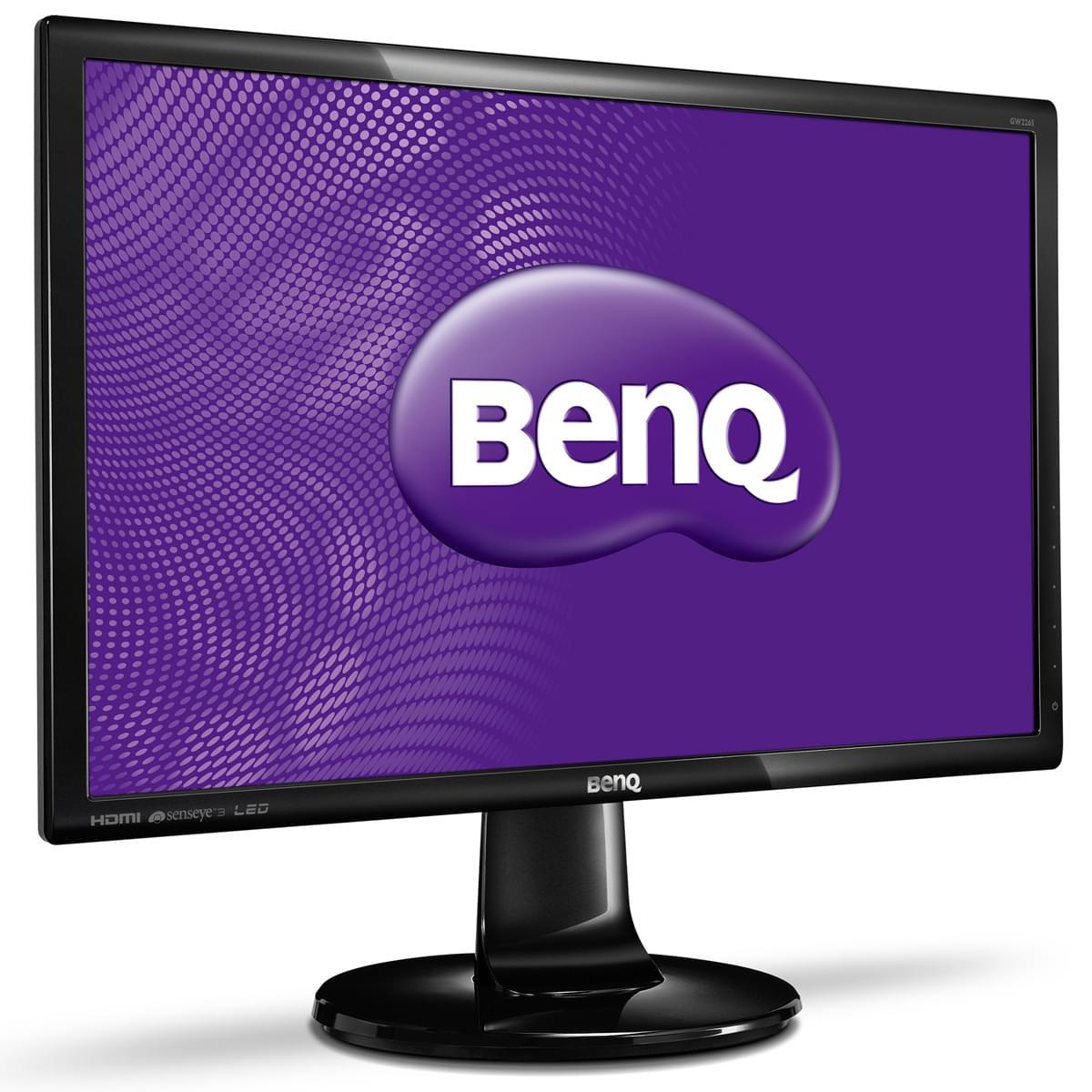 BenQ GW2265HM (9H.LASLA.RBE) - Achat / Vente Ecran PC sur Cybertek.fr - 0
