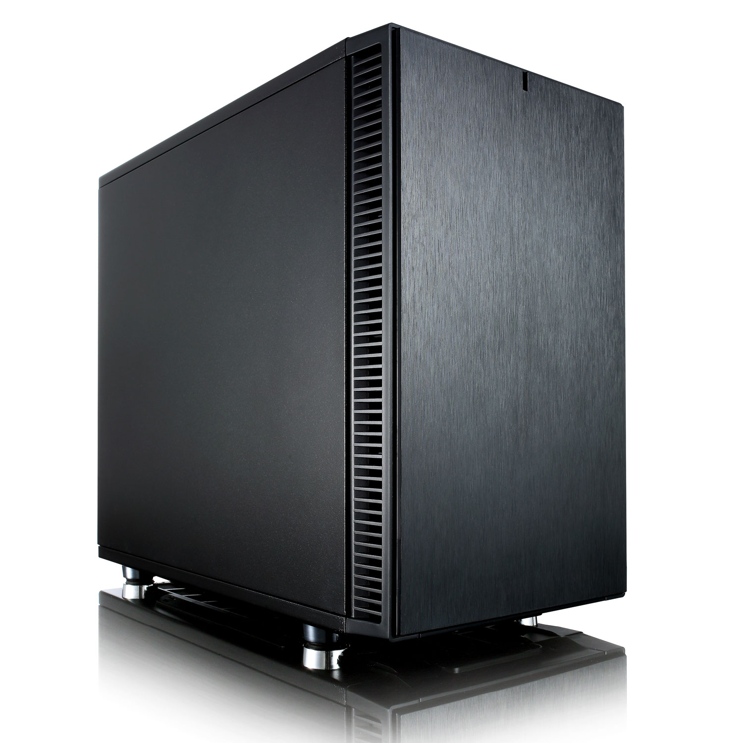 Fractal Design Define Nano S Black Window- mT/sans Alim/ITX - Boîtier PC Plexiglas - Sans Alim - 0