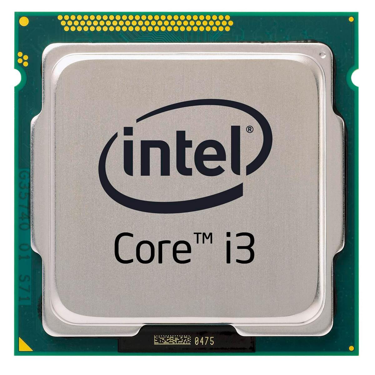 Intel Core i3 3240 (BX80637I33240 FDV==>3250) - Achat / Vente Processeur sur Cybertek.fr - 0
