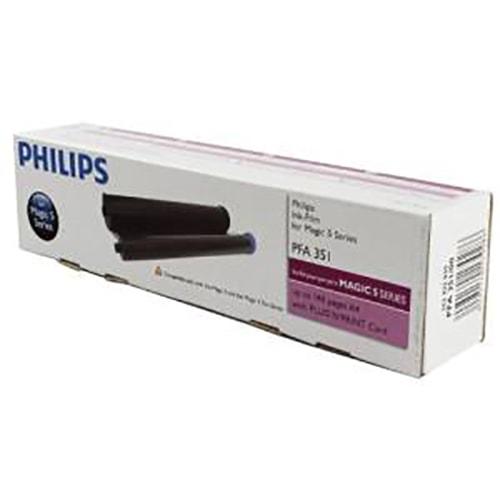 Ruban transfert Noir pour Philips PFA 351 pour imprimante  Compatible - 0